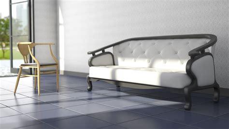 sofa scene free max model sofa chair scene