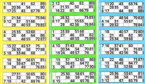 printable bingo tickets 1 90 amazing bingo package redtooth quiz