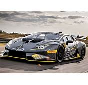 Lamborghini Introduces New Hurac&225n Super Trofeo EVO Race