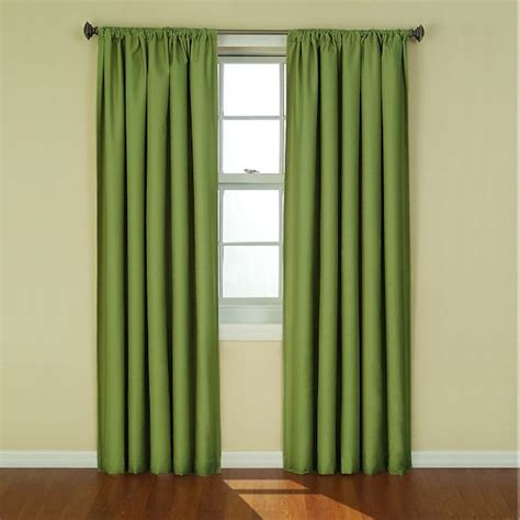 eclipse blackout drapes kendall eclipse thermback insulated blackout curtain panel