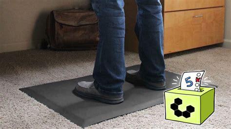 standing desk floor mat five best standing desk floor mats