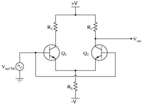 transistor lifier voltages differential transistor lifiers discrete semiconductor devices and circuits worksheets