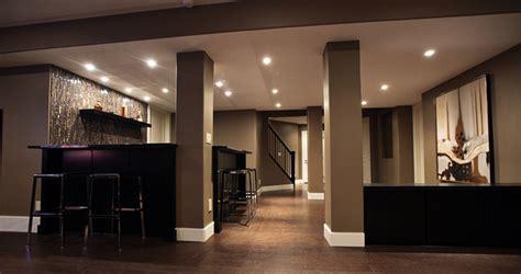 Renovation Appartement Avant Apres 228 by Rothenberg Basement Development Moderne Sous Sol