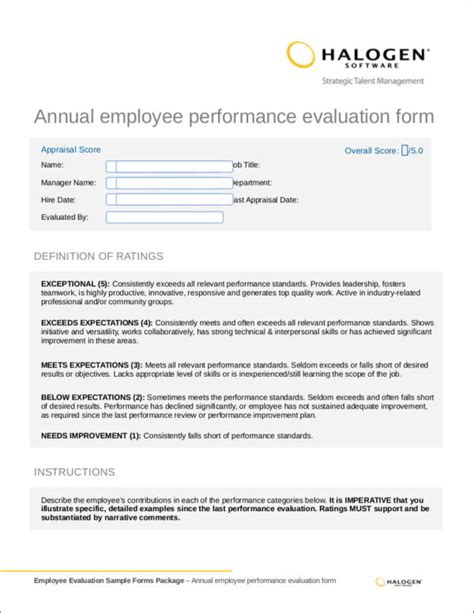 effective employee evaluation steps 10 steps to effective employee evaluations sle templates