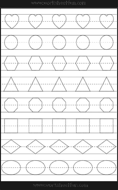 Pre K Reading Worksheets