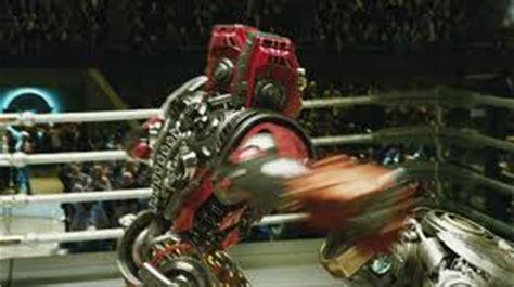 film robot pugile the real steel il film fantasy planet