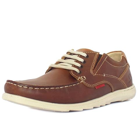 mens casual shoes chatham marine streetly leather s casual shoes