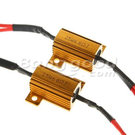 load resistor nz load resistors led flash rate indicators controller 25w us 3 29