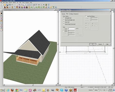 home design software roof home designer suite roof over porch youtube