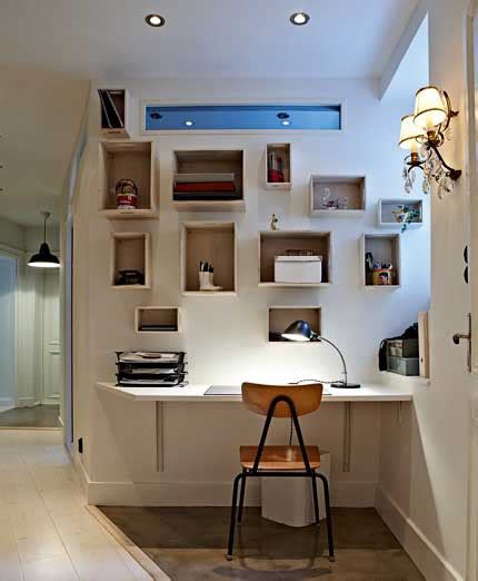 Home Office Design Storage 57 Cool Small Home Office Ideas Digsdigs