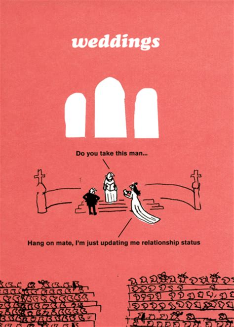 Modern Toss Birthday Cards Funny Card Weddings Updating Relationship Status