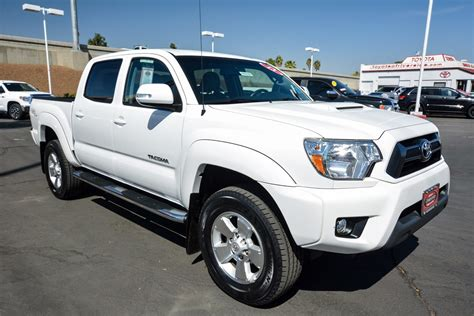 toyota certified pre owned certified pre owned 2013 toyota tacoma prerunner