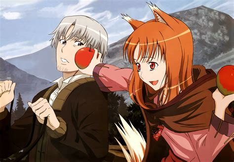 spice and wolf spice and wolf season 1 2 gentlemanotoku s anime circle