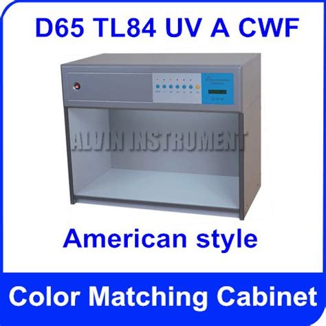 Colour Matching Cabinet by Free Shipping Color Matching Cabinet Colour Assessment Box