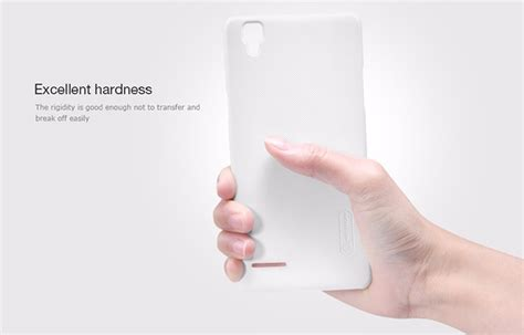 Oppo F1 A35 Nillkin Frosted Shield Back Diskon nillkin frosted back cover oppo f1s home shopping