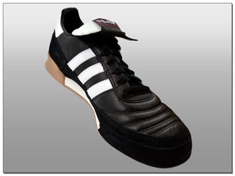 adidas mundial goal indoor soccer shoes black with white