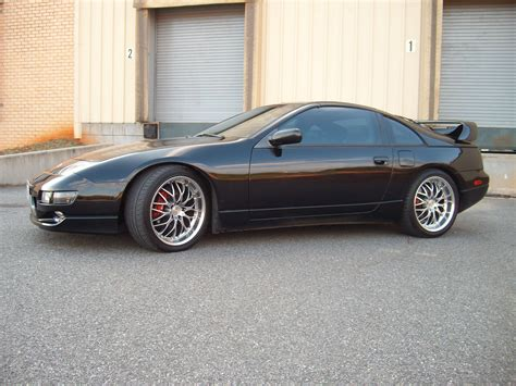 nissan 300zx 1994 blackouttzx 1994 nissan 300zx specs photos modification