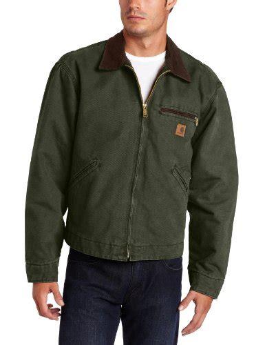 Carhartt Sandstone Detroit Jacket Blanket Lined by Carhartt S Sandstone Detroit Jacket Blanket Lined