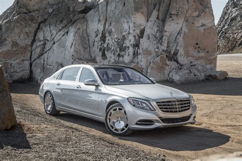 2016 mercedes maybach s600 review motor trend