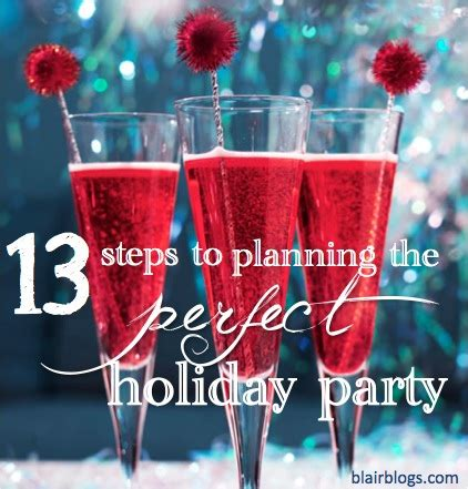 steps to planning office party 13 steps to designing and planning your guest post blair blogs