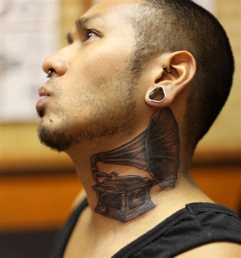 tattoo neck face 130 best neck face tattoos images on pinterest facial