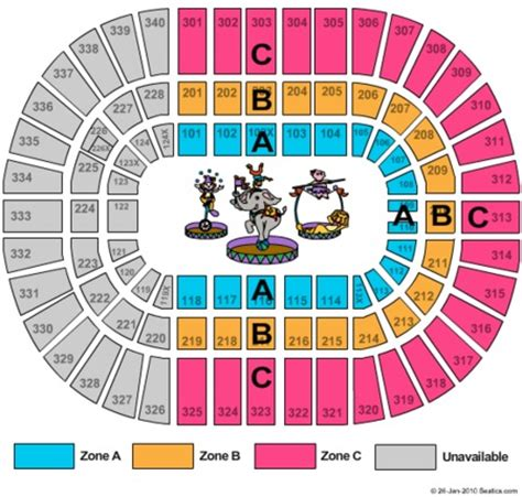 nassau coliseum floor plan nassau coliseum tickets nassau coliseum in uniondale ny