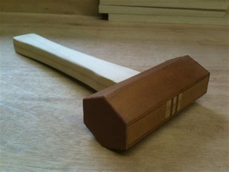 woodworkers mallet woodworking mallet by chestnut hill woodworks