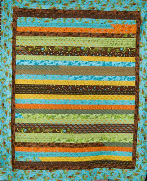 Jelly Roll Race Baby Quilt by Five Shadows 187 Archive 187 You Heard Of Jelly Roll