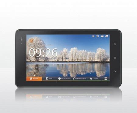 Huawei Tablet Android S7 Slim Huawei Ideos S7 Slim Tablet Android In Offerta Da Wind