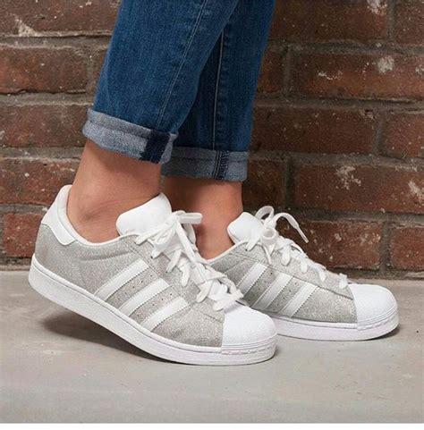 Adidas Superstar 7 adidas superstar silver white glitter bnib uk 4 5 6 6