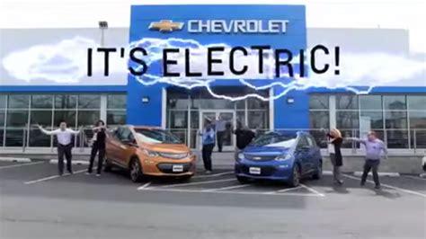 budget chevy bolt ev dealer ad normalizes electric cars