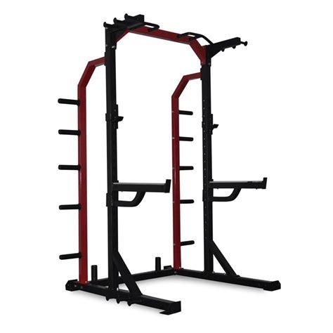 Half Rack Fitness by Bodyworx L870hr Heavy Duty Half Rack Gpi Sport Fitness
