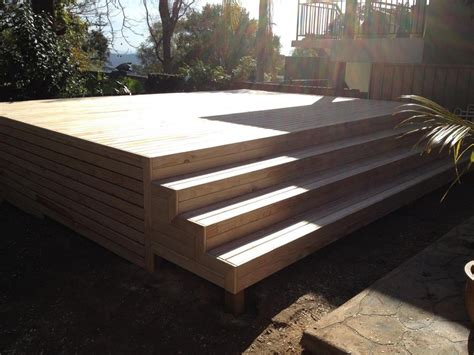 organoil decking treated pine decks in sydney nsw branson building material