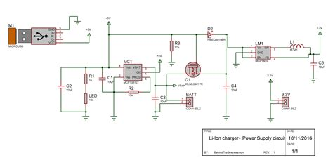 usb power supply wiring diagram wiring diagram with