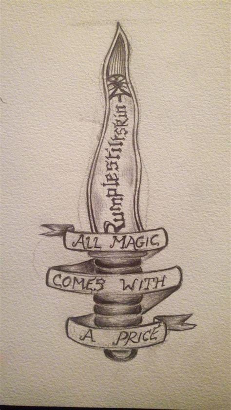 Drawing Upon by Rumpelstiltskin Dagger By Klp93 On Deviantart