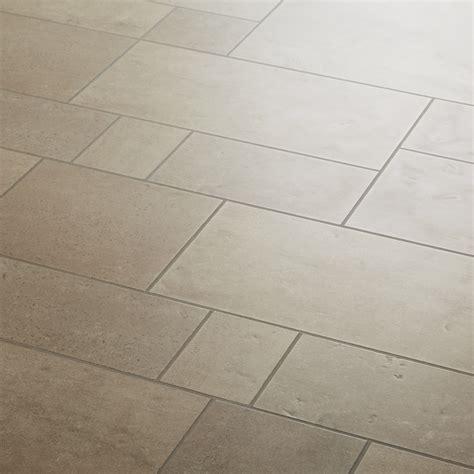 Random Slate Tile Effect Laminate Flooring