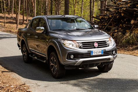 fiat fullback review auto express
