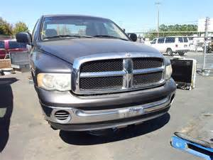 2003 Dodge Ram Accessories Used Parts 2003 Dodge Ram 1500 Cab 4 7l V8 45rfe Auto