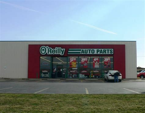 o parts o reilly auto parts in springfield mo 3038 west