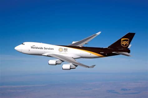 uae trade demand sees ups launch  longest flight