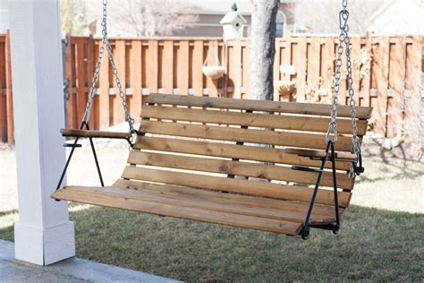 custom swings 15 custom handcrafted porch swing designs style motivation