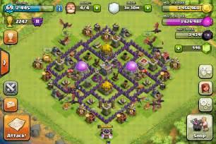 Best th7 farming base