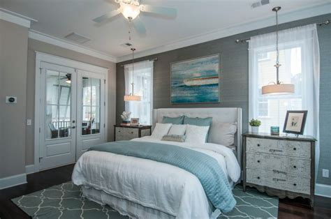 Blue And Gray Bedrooms by 49 Beautiful And Sea Themed Bedroom Designs Digsdigs