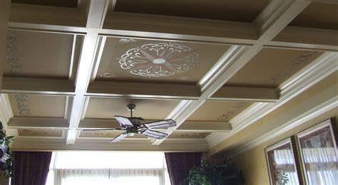 coffered ceiling designs latest projects designed impressions