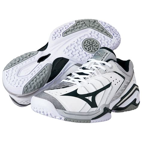 mizuno tennis shoes wave tour oc 61gb1400 white x