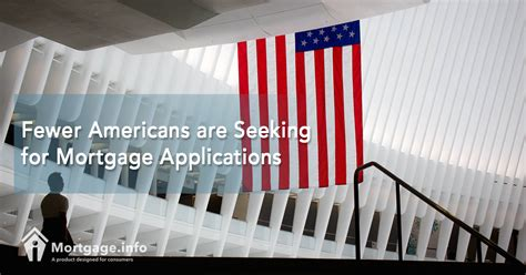 Mba Mortgage Applications Survey by 2017 Fewer Americans Are Seeking For Mortgage Applications