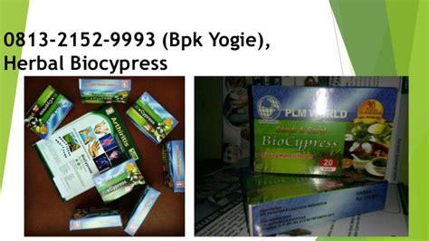 Bio Bandung 0813 2152 9993 bpk yogie herbal bio cypress bandung