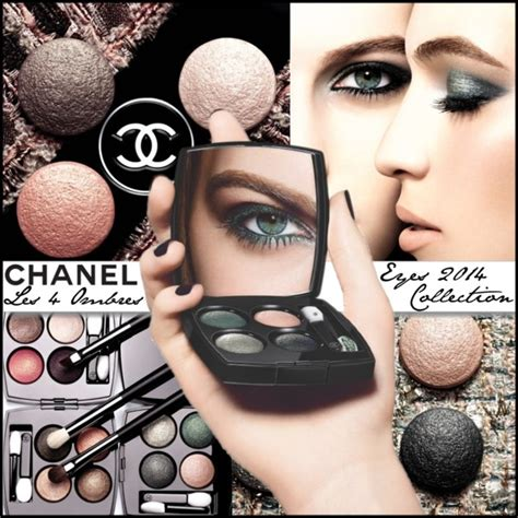 Harga Chanel Les 4 Ombres chanel les 4 ombres 2014 collection sandra s closet