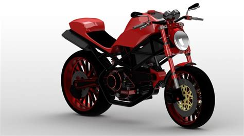 solidworks tutorial motorcycle motorcycle quot tmmt quot solidworks 3d cad model grabcad