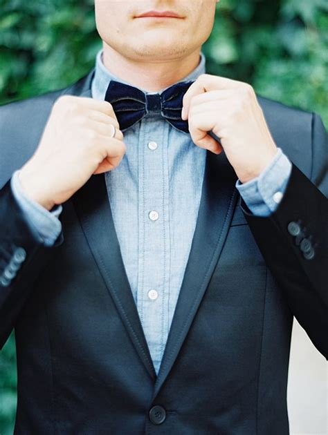 10 ways to style your groom and his vintage chic